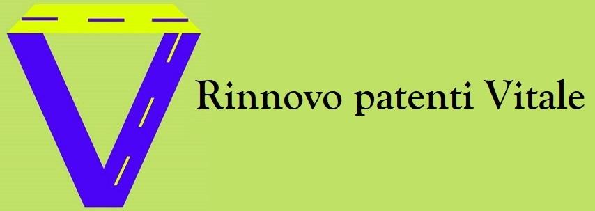 Rinnovo patenti Vitale